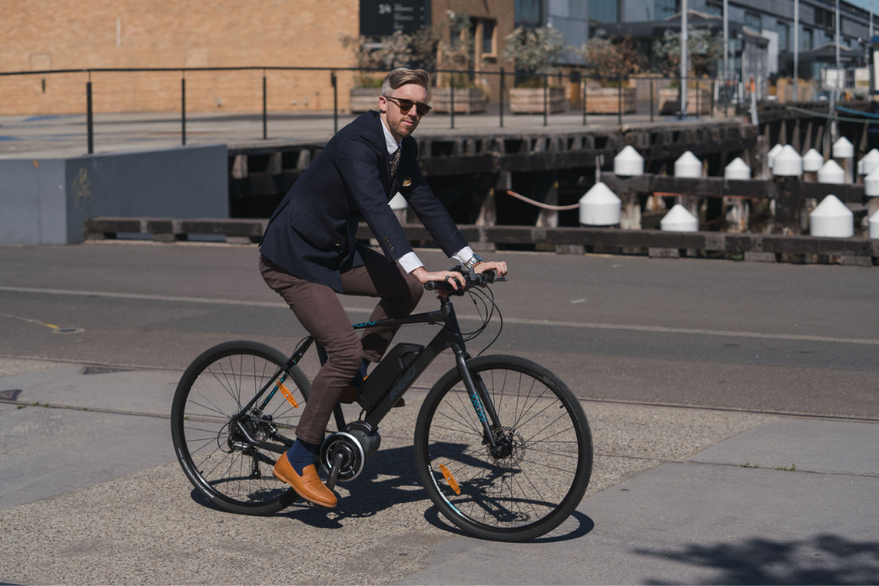 Benefits of eBikes 2 - Reid ® - The Benefits Of Using An eBike