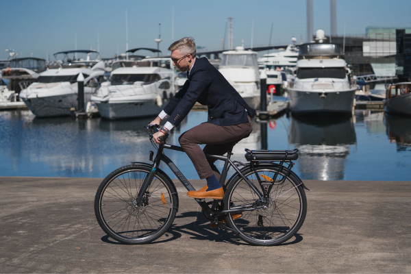 Benefits of eBikes 4 - Reid ® - The Benefits Of Using An eBike