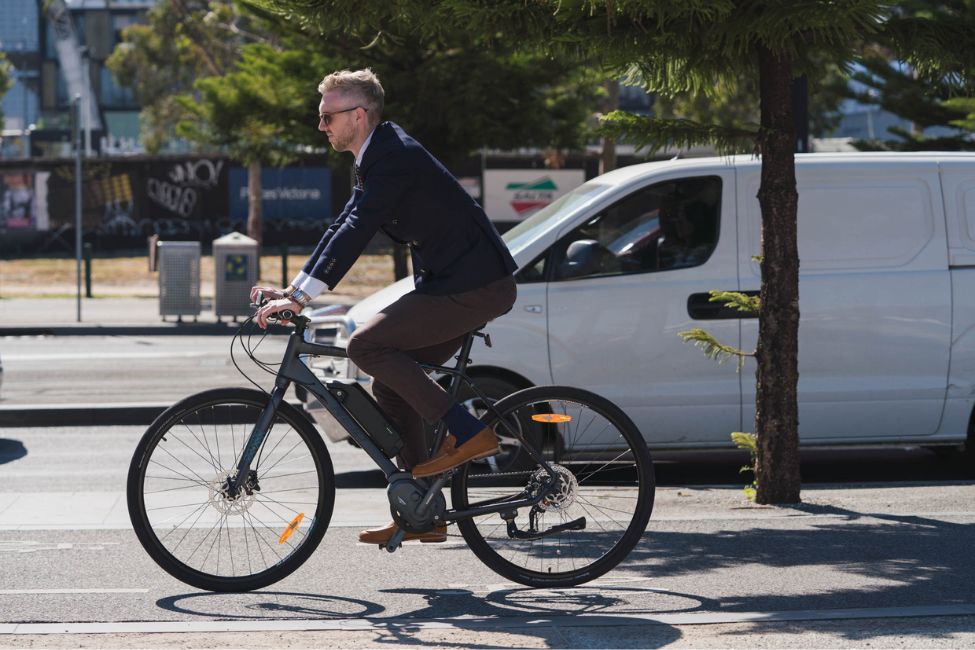 Benefits of eBikes 5 - Reid ® - The Benefits Of Using An eBike