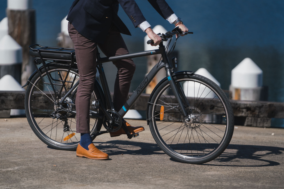 Benefits of eBikes 7 - Reid ® - The Benefits Of Using An eBike