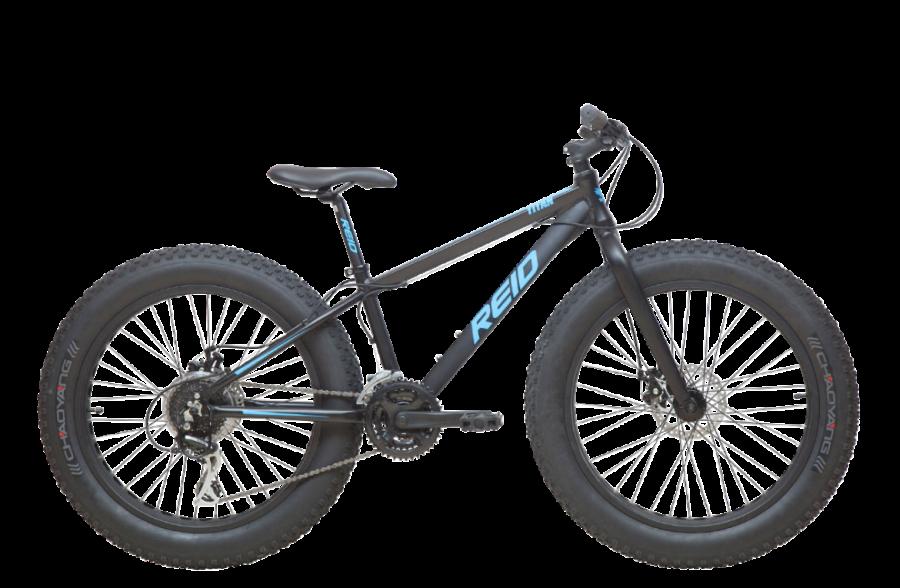 "Titan 24"" Bike"