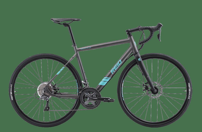 1D5A7138 1 1 - Reid ® - Granite 2.0 Bike