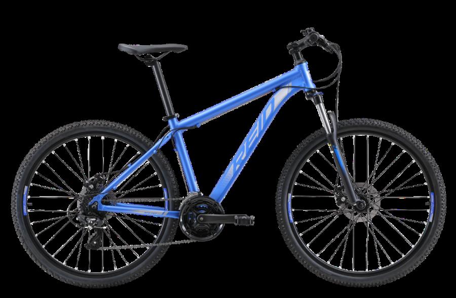 MTB Pro Disc Blue Bike