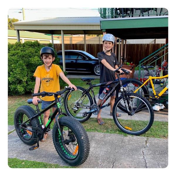 Blog Squares 1 - Reid ® - Cycling in Lockdown