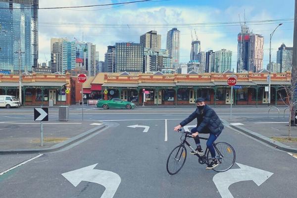 Copy of Cycling during Lockdown stories - Reid ® - Cycling in Lockdown