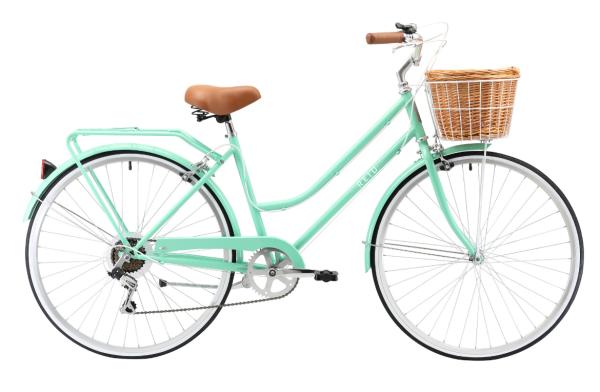 Ladies Classic Mint Green