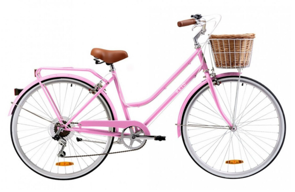 Ladies Classic Pink