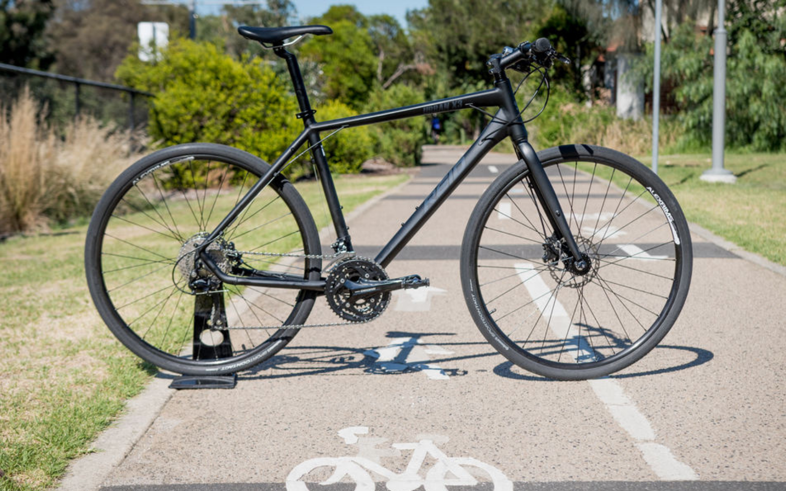 100 1 - Reid ® - Urban X3 Bike