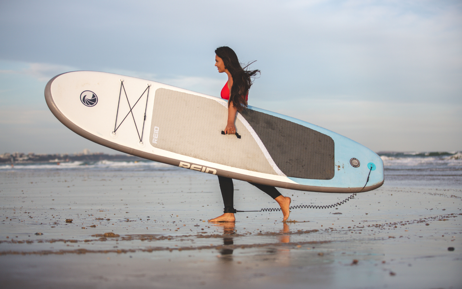12 4 - Reid ® - Reid Santa Monica 10'6 Paddleboard