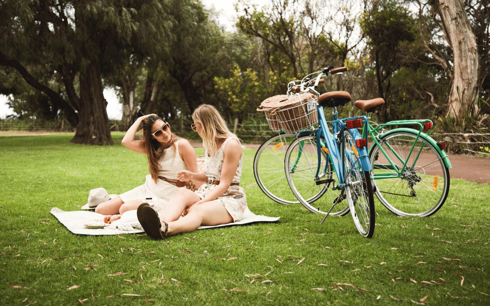 12 min 1 - Reid ® - Ladies Classic Lite 7-Speed Bike