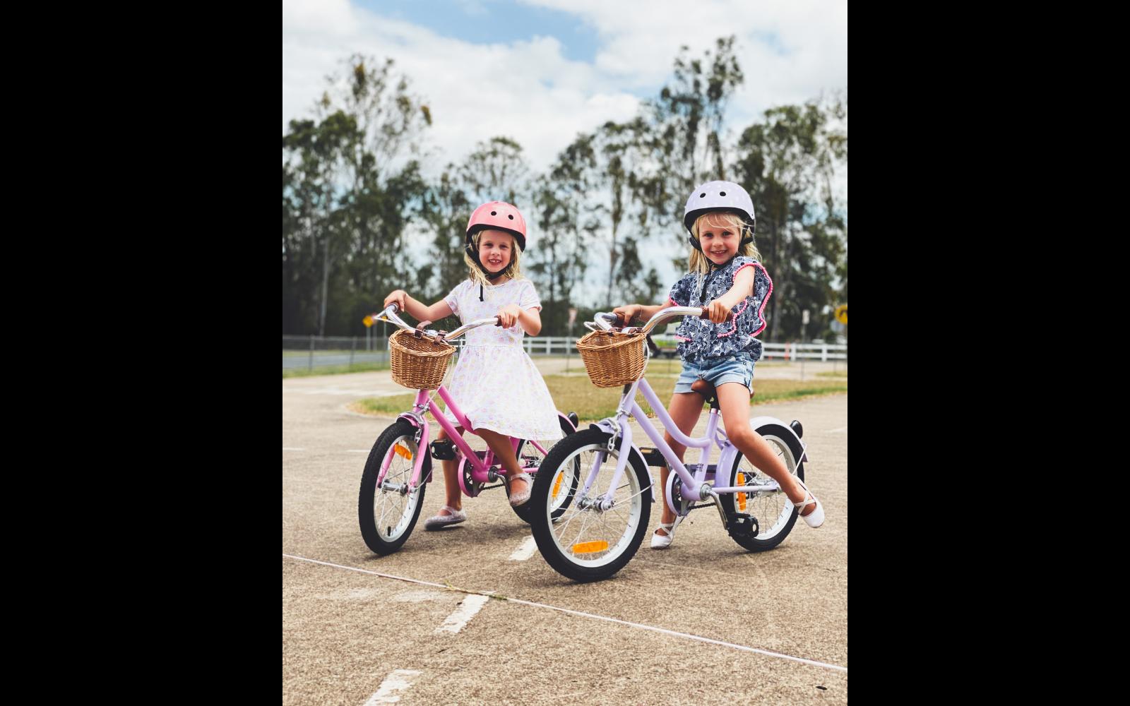 14 9 - Reid ® - Girls Classic 16″ Bike