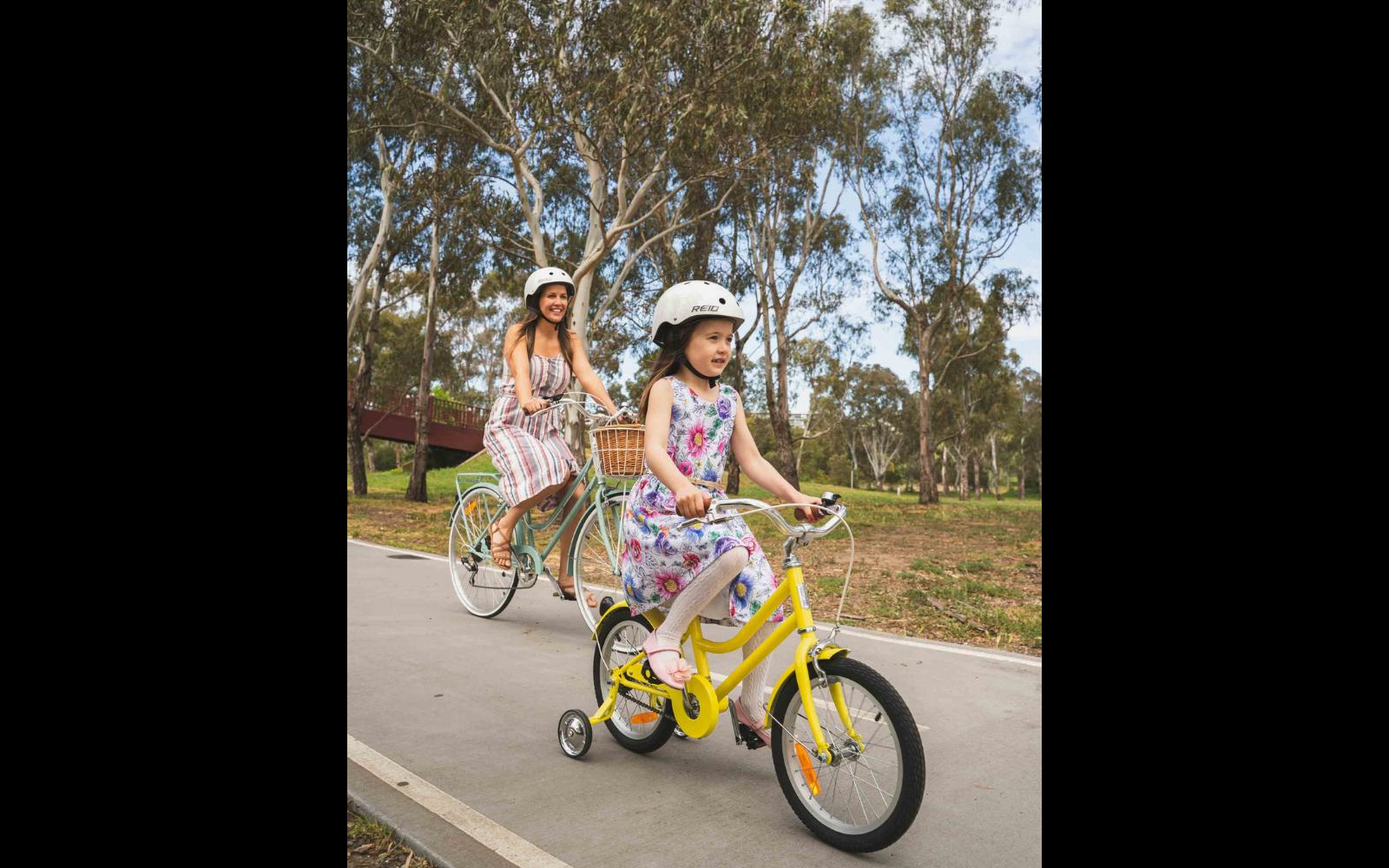 15 11 - Reid ® - Girls Classic 16″ Bike