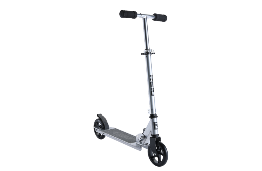 J3 SILVER Scooter