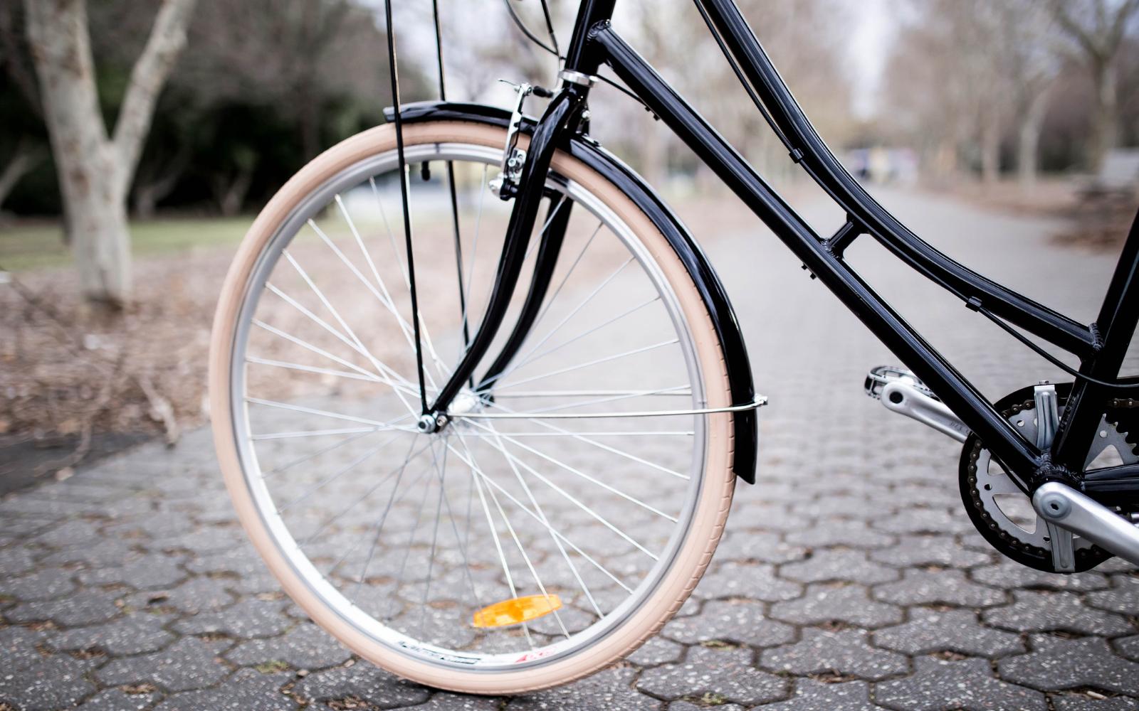 17 14 - Reid ® - Ladies Deluxe 3-Speed Bike
