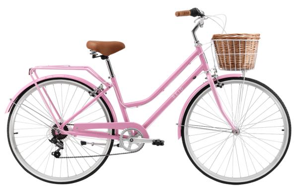 Ladies Classic Lite Pink