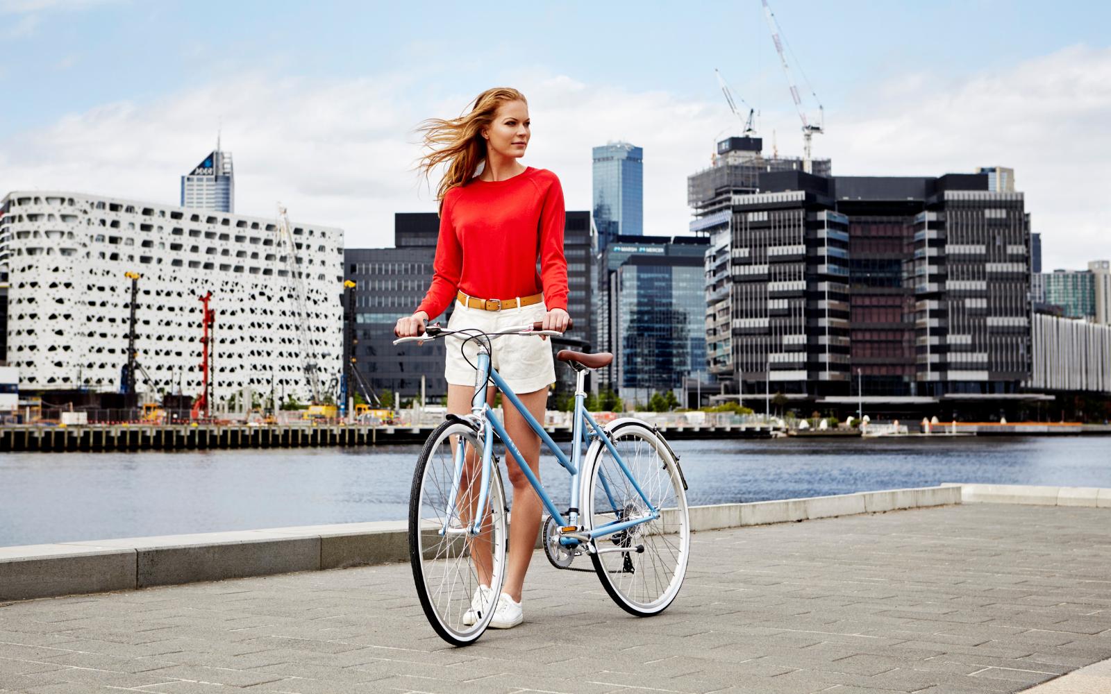 21 11 - Reid ® - Ladies Esprit 7-Speed Bike