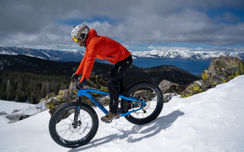 21 - Reid ® - Ares Bike