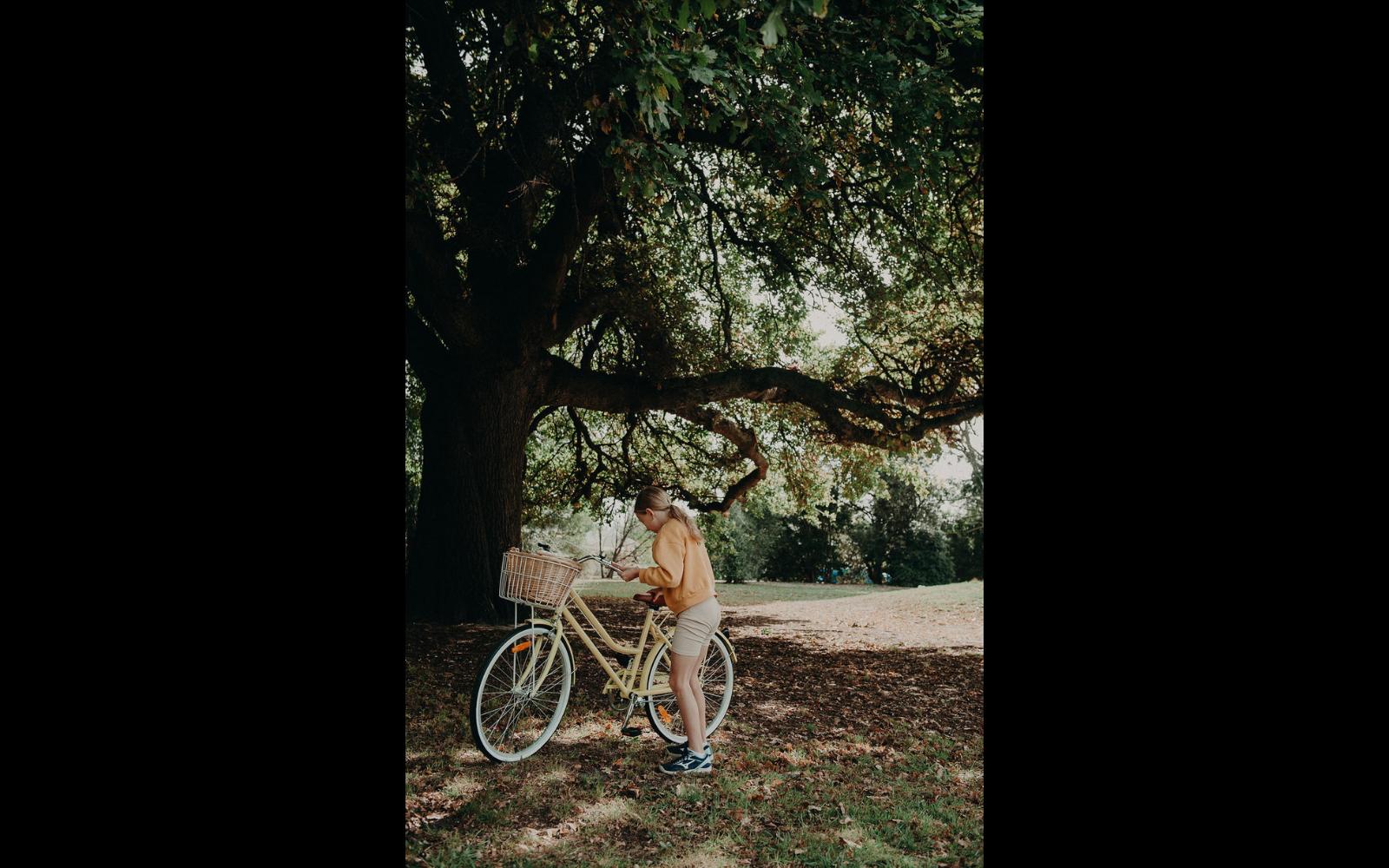 "26 10 - Reid ® - Classic Petite 24"" Bike"
