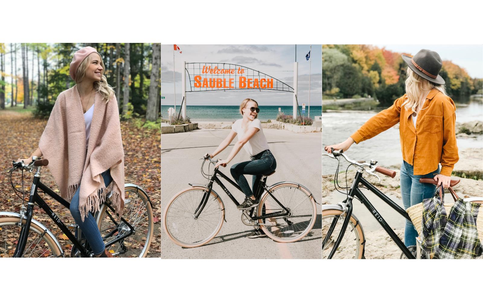 27 12 - Reid ® - Ladies Esprit Superlite Bike