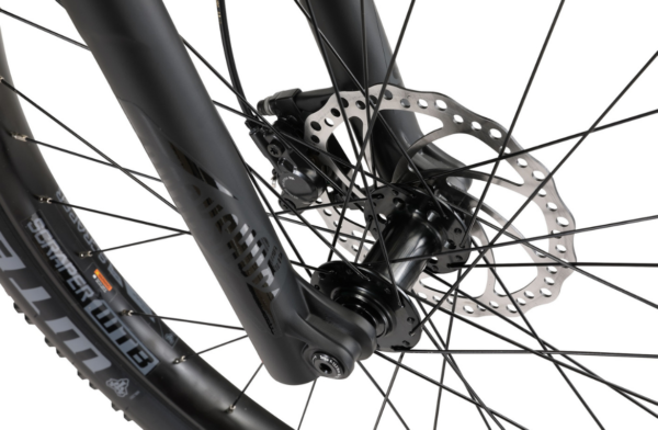 Vice FS 3.0 Aqua with disc brakes