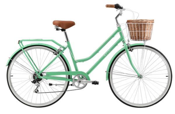 Ladies Classic Lite Mint Green