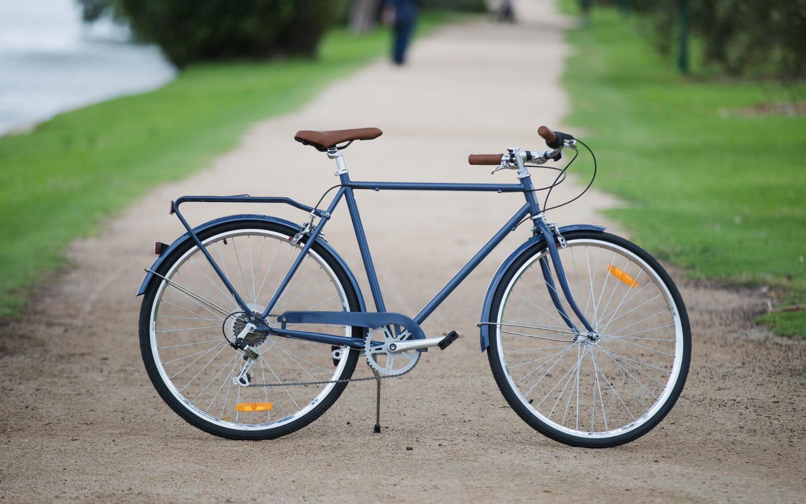 31 6 - Reid ® - Gents Roadster Bike