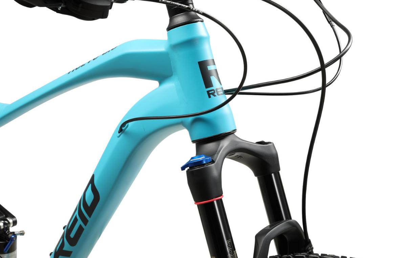 Vice FS 3.0 Aqua with front suspension