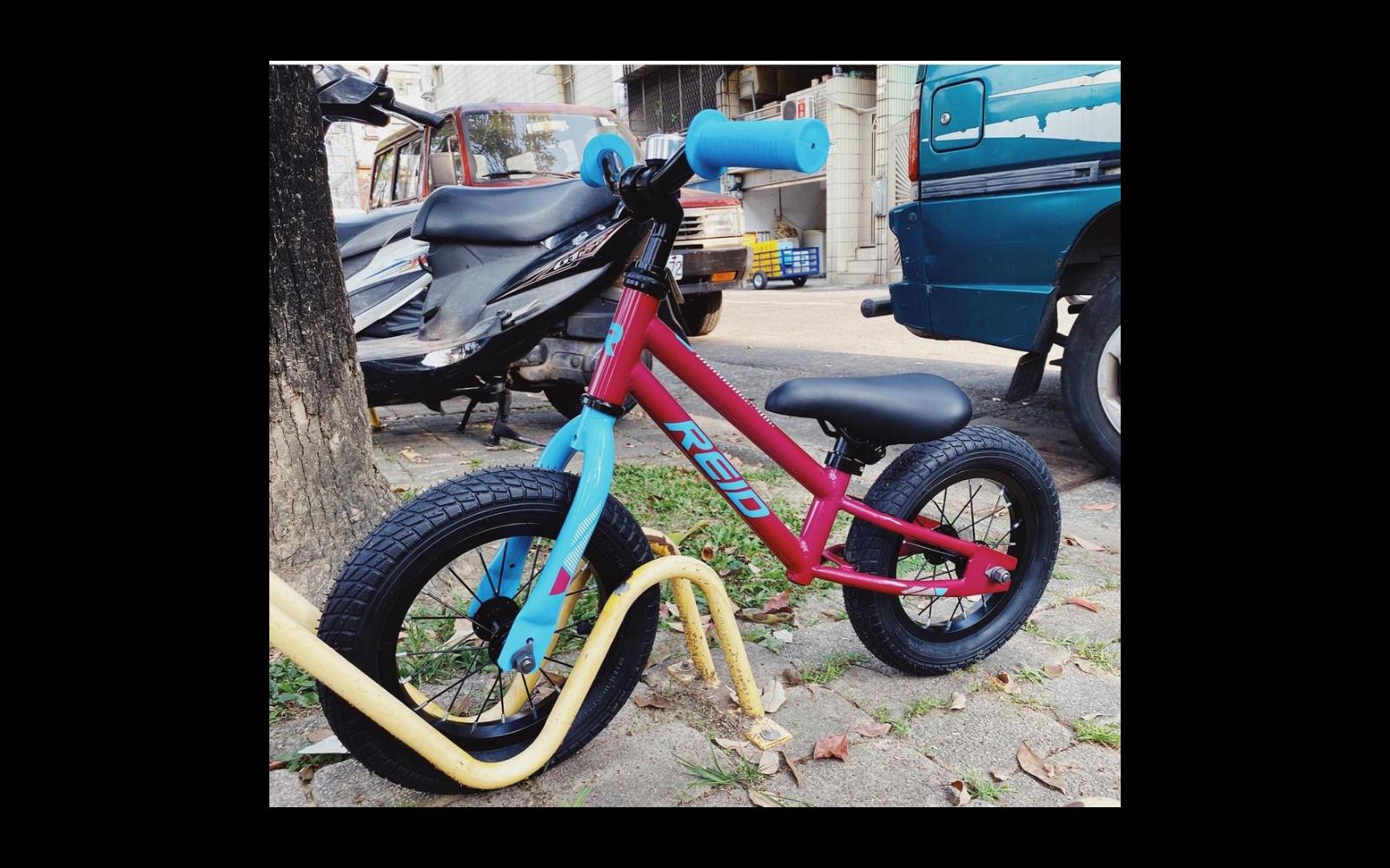 34 7 - Reid ® - Explorer S Balance Bike