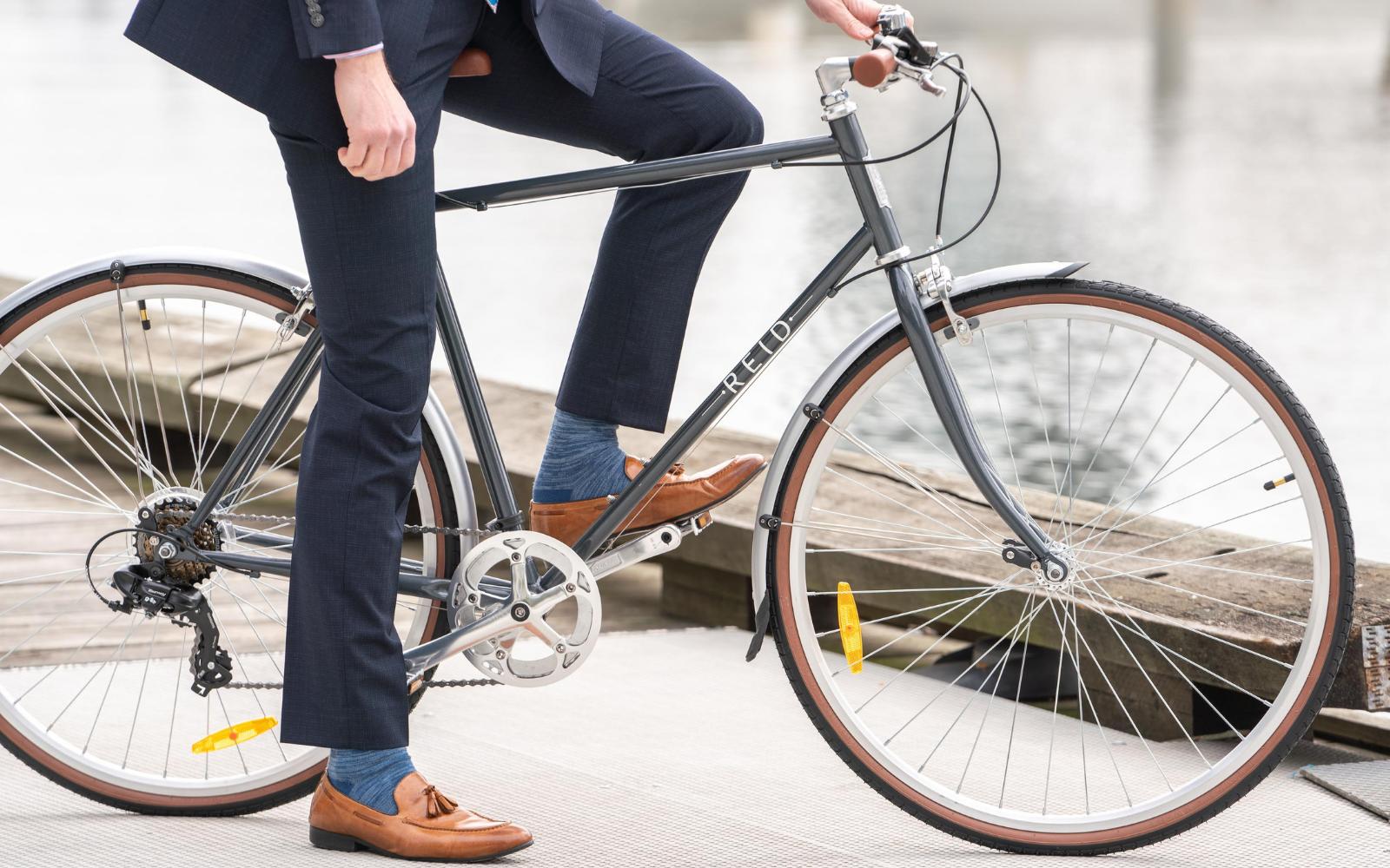 34 8 - Reid ® - Gents Roller Bike