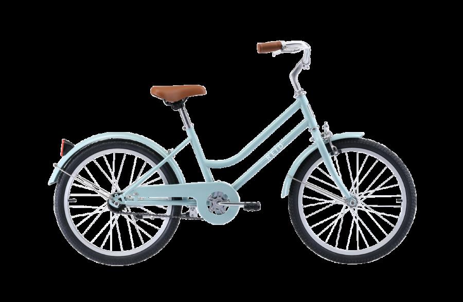 "Girls Classic 20"" Bike"
