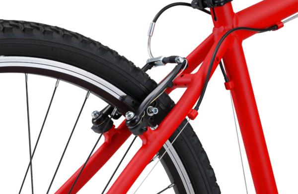 MTB Sport Red with V-brakes