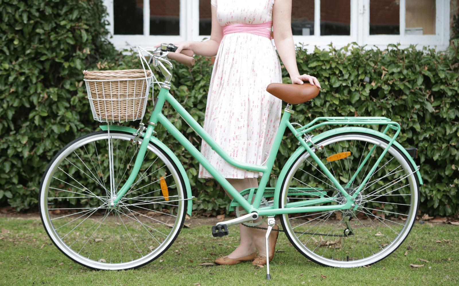 7 min 1 - Reid ® - Ladies Classic Lite 7-Speed Bike