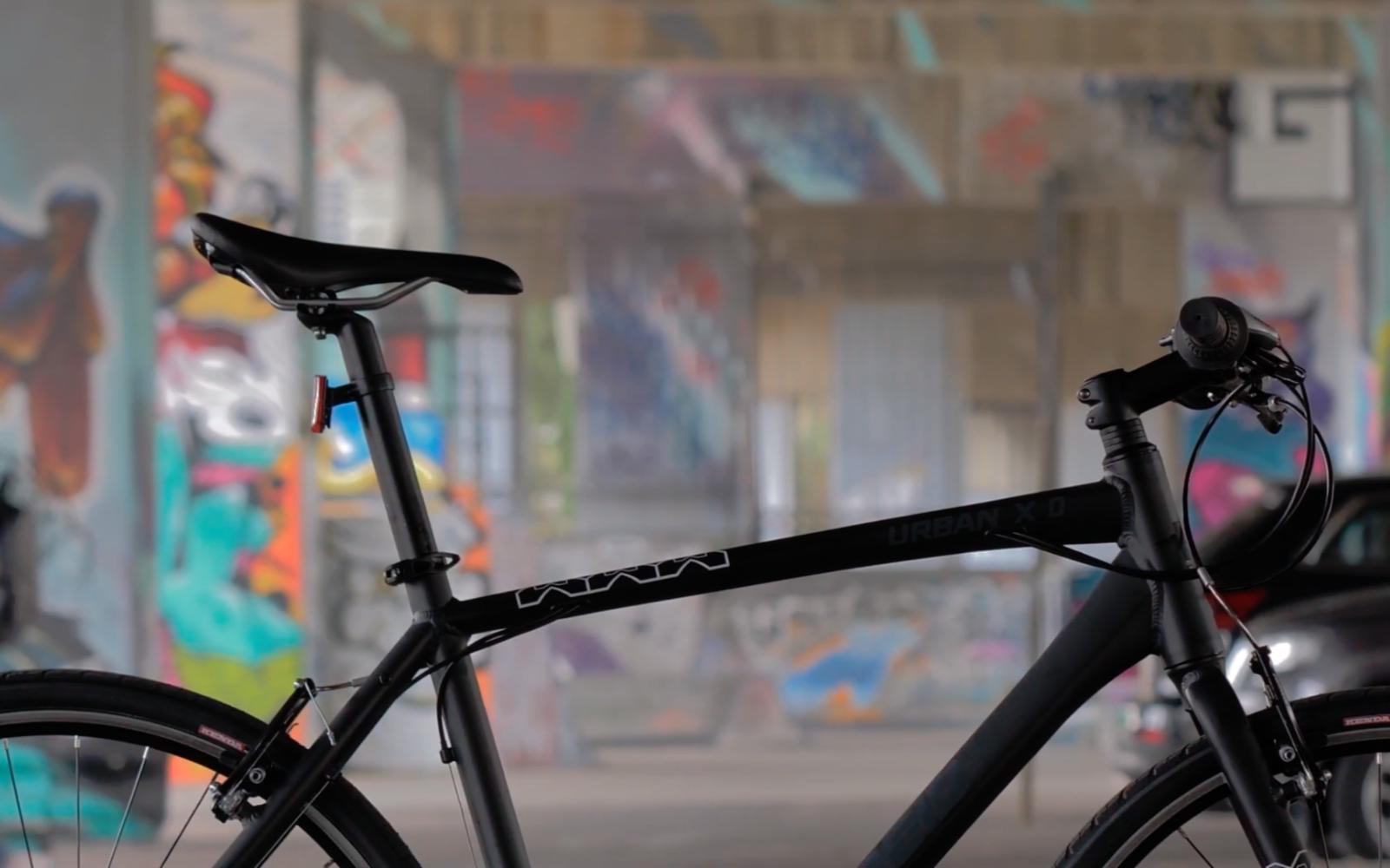 81 1 - Reid ® - Urban X0 Bike