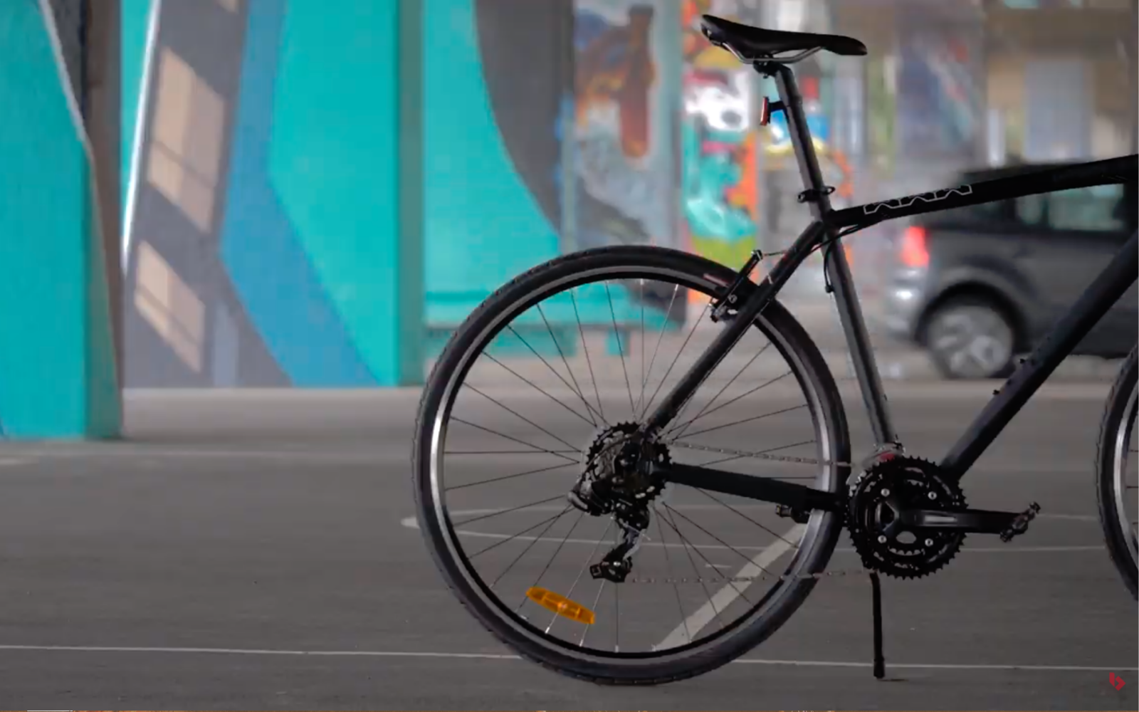 83 1 - Reid ® - Urban X0 Bike