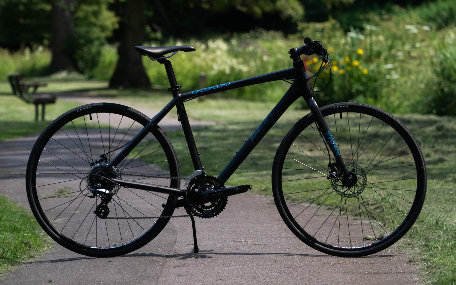 84 1 - Reid ® - Urban X1 Bike