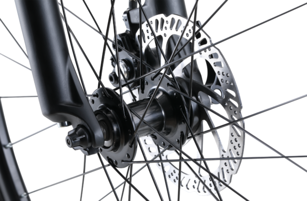 MTB Pro Disc with mechanical disc brakes