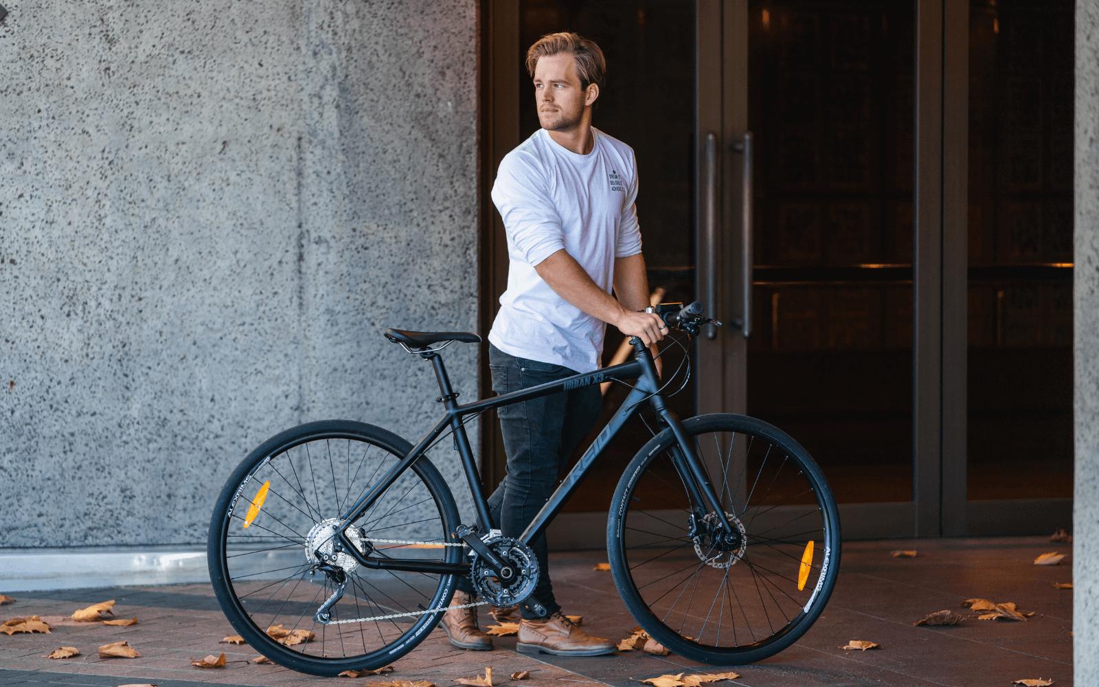 90 2 - Reid ® - Urban X3 Bike