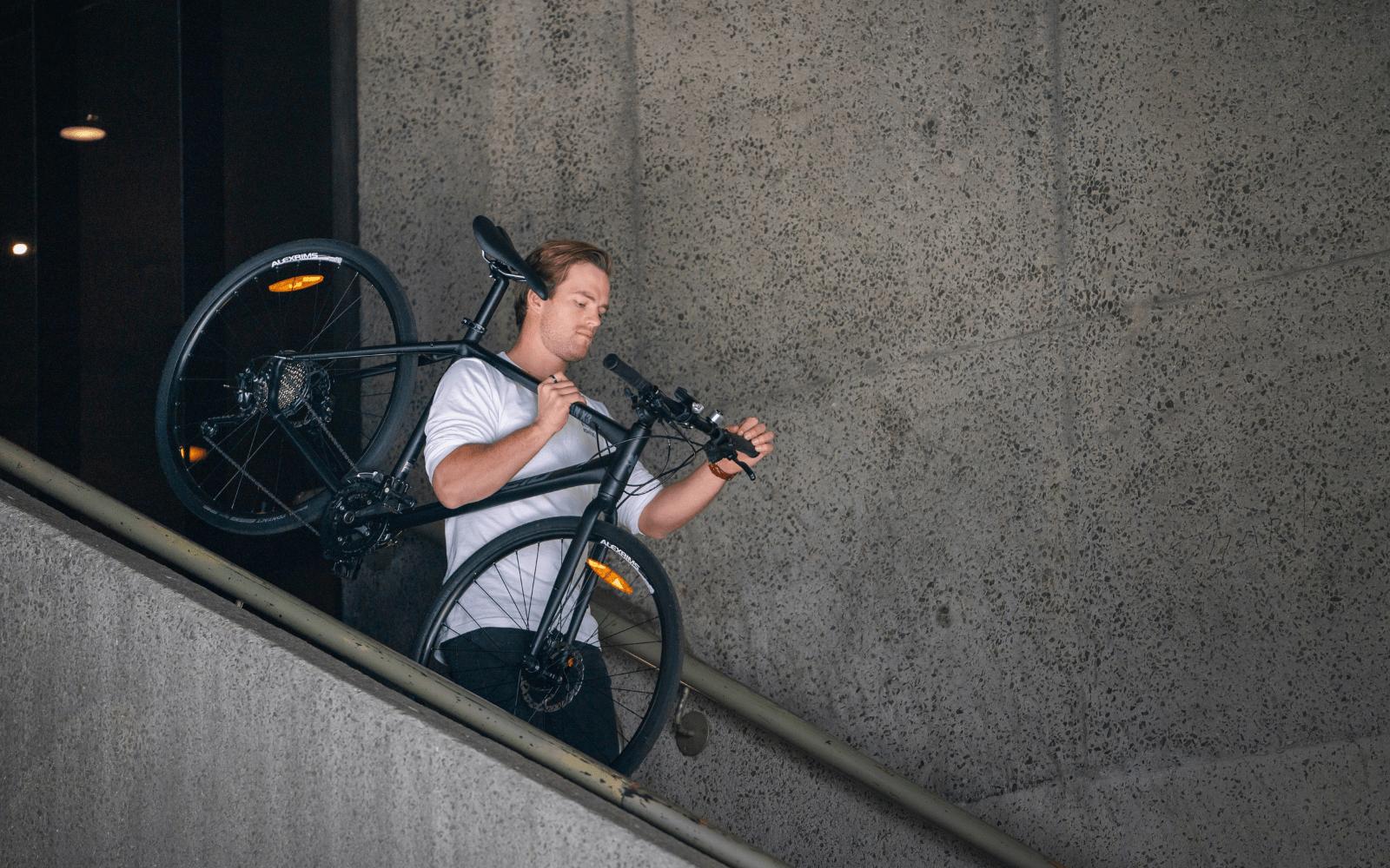 91 1 - Reid ® - Urban X3 Bike