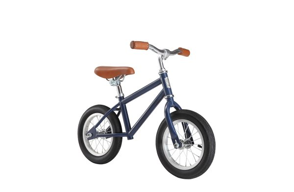 Boys Vintage Balance Bike Navy