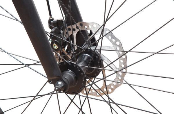 """Titan 24"""" with Tektro disc brakes"""