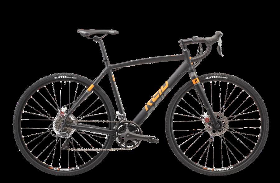 CX Black Bike