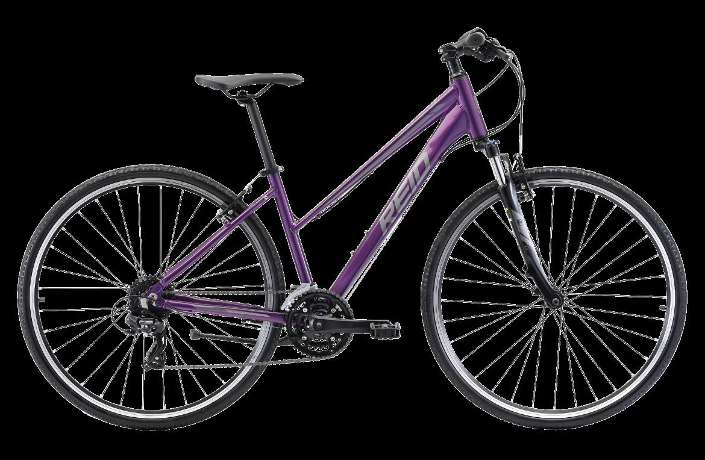 Commuter Comfort 2 6 - Reid ® - City 2 WSD Bike