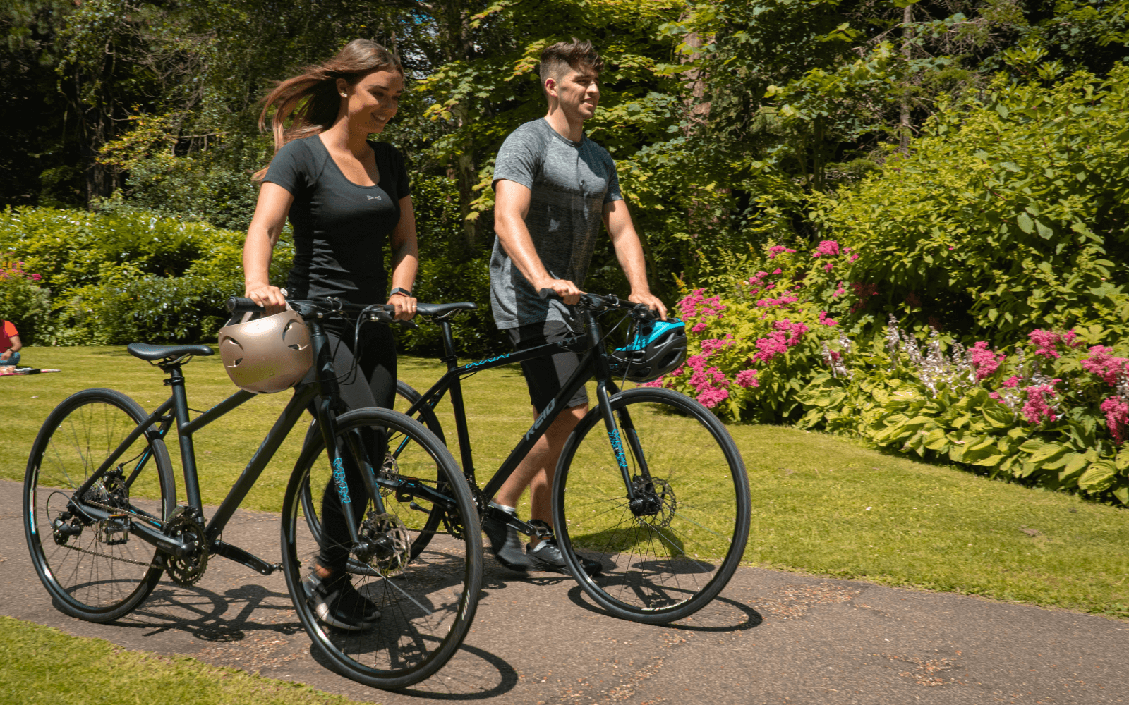Copy of Copy of Lifestyle images 25 1 - Reid ® - Urban X1 Bike