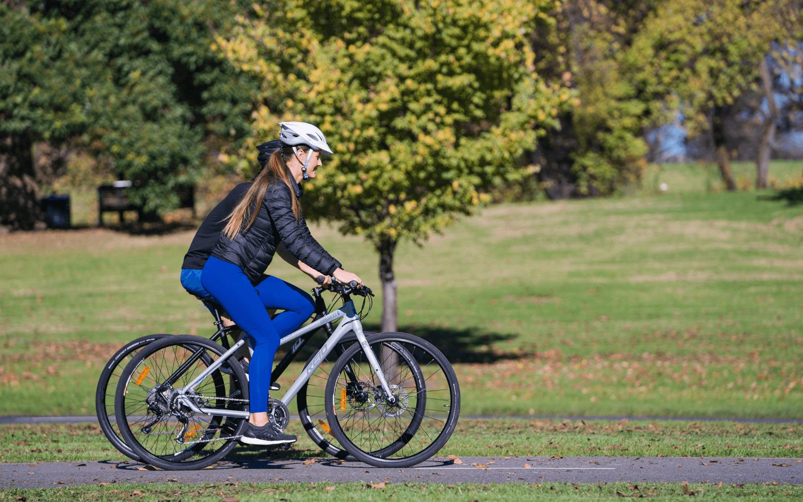 Copy of Copy of Lifestyle images 29 1 - Reid ® - Urban X2 WSD Bike