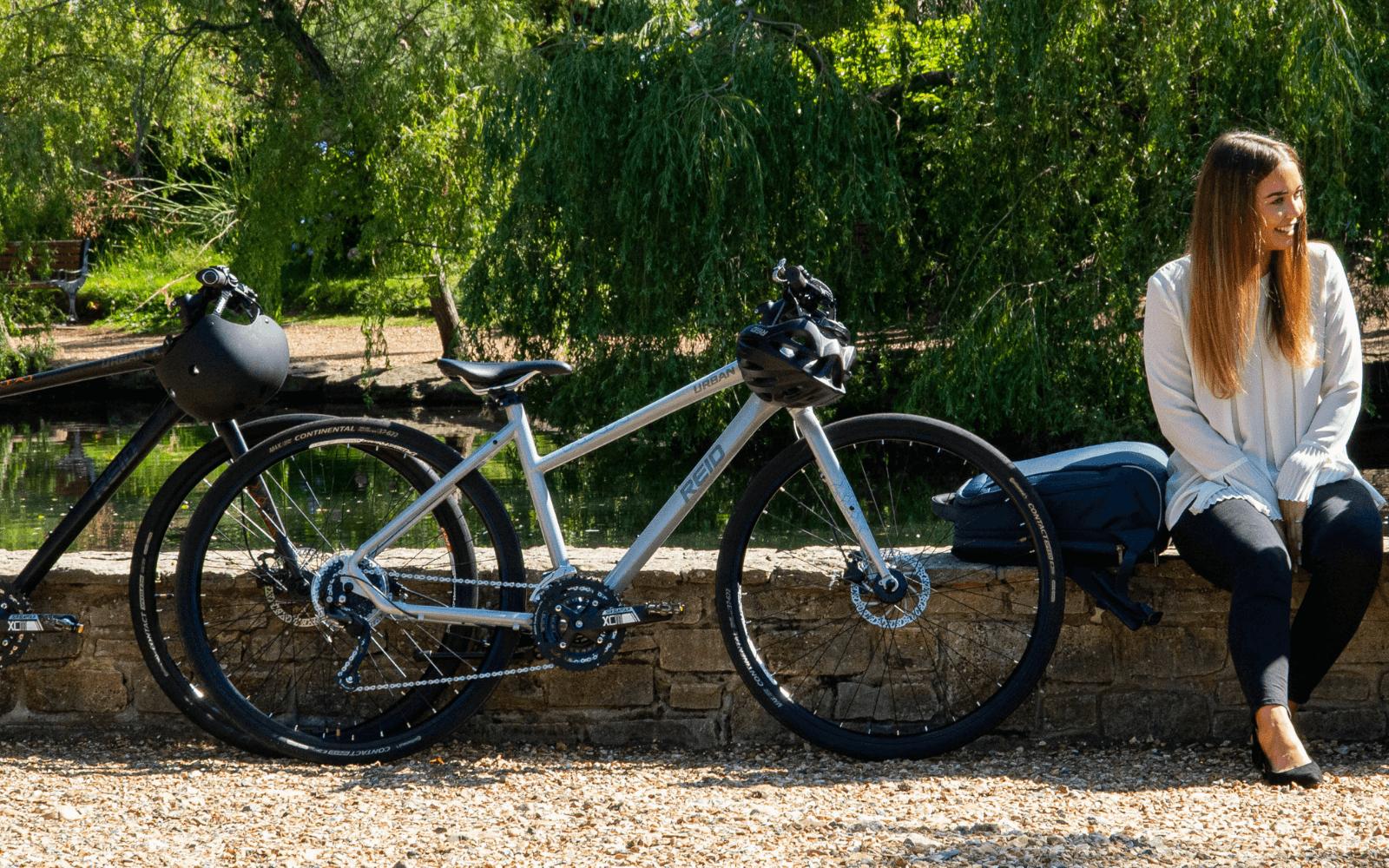 Copy of Copy of Lifestyle images 30 1 - Reid ® - Urban X2 WSD Bike