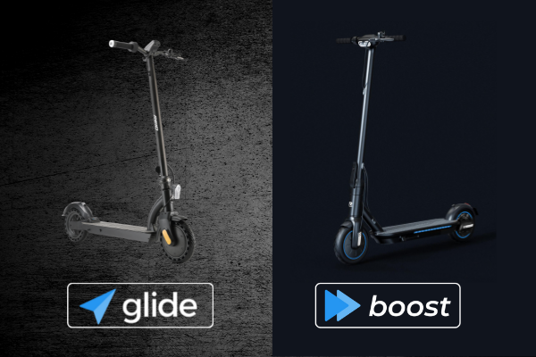 Copy of Glide and Boost 1 - Reid ® - Reid Double Their eScooter Range For 2021