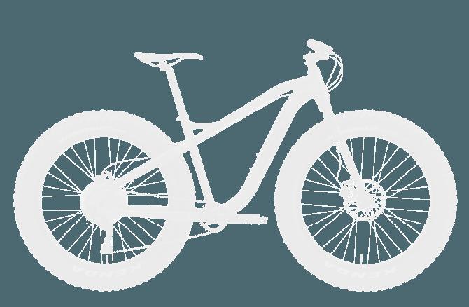 Fat Bike base bike BLANK - Reid ® - Vice 2.0 Bike