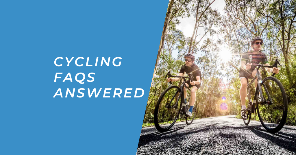 Cycling FAQs Answered