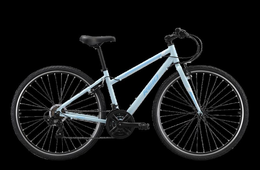 Transit WSD Baby Blue Bike
