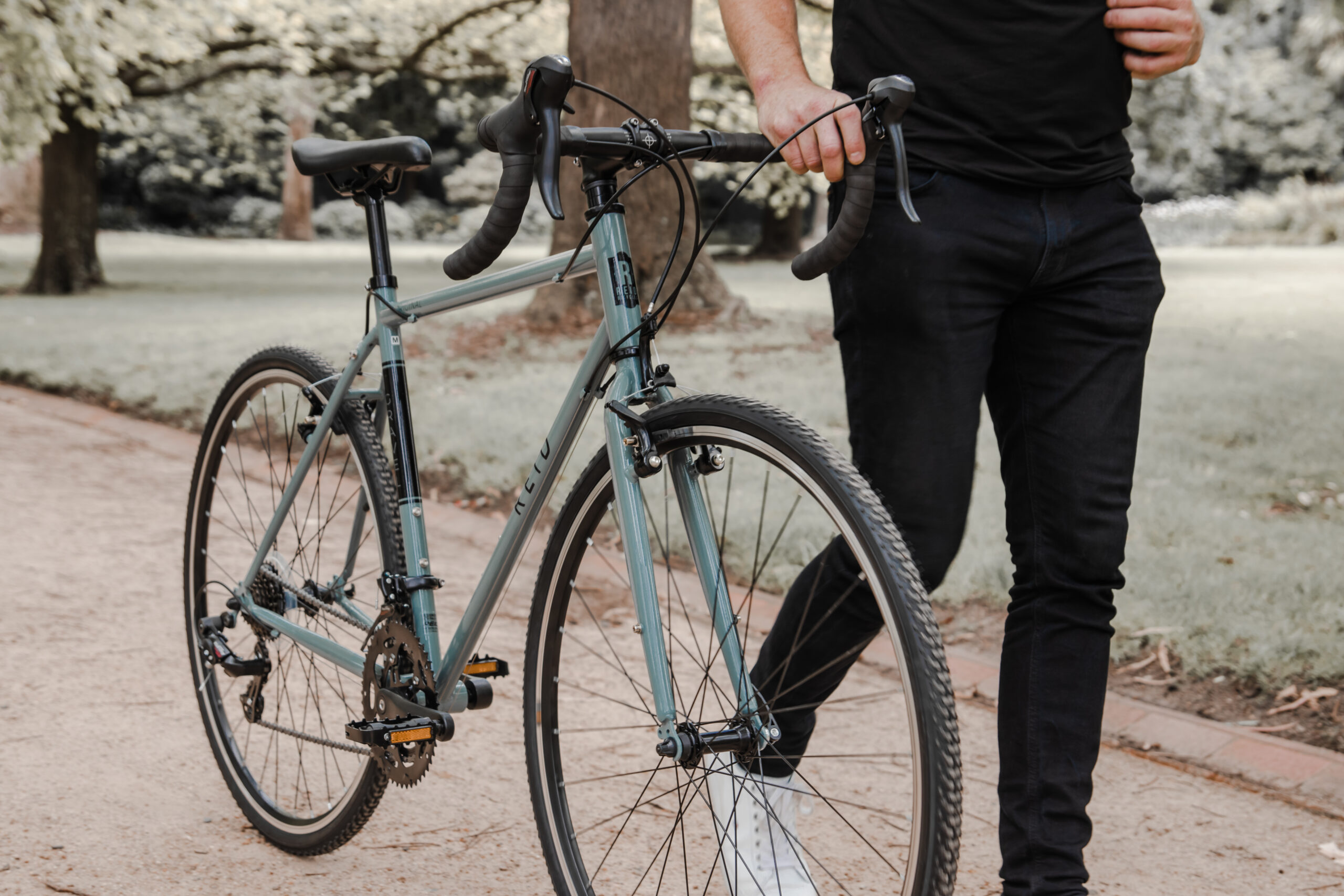 IMG 4263 scaled - Reid ® - Original Gravel Bike